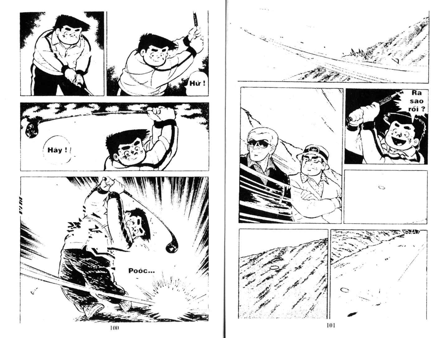 Ashita Tenki ni Naare chapter 10 trang 49