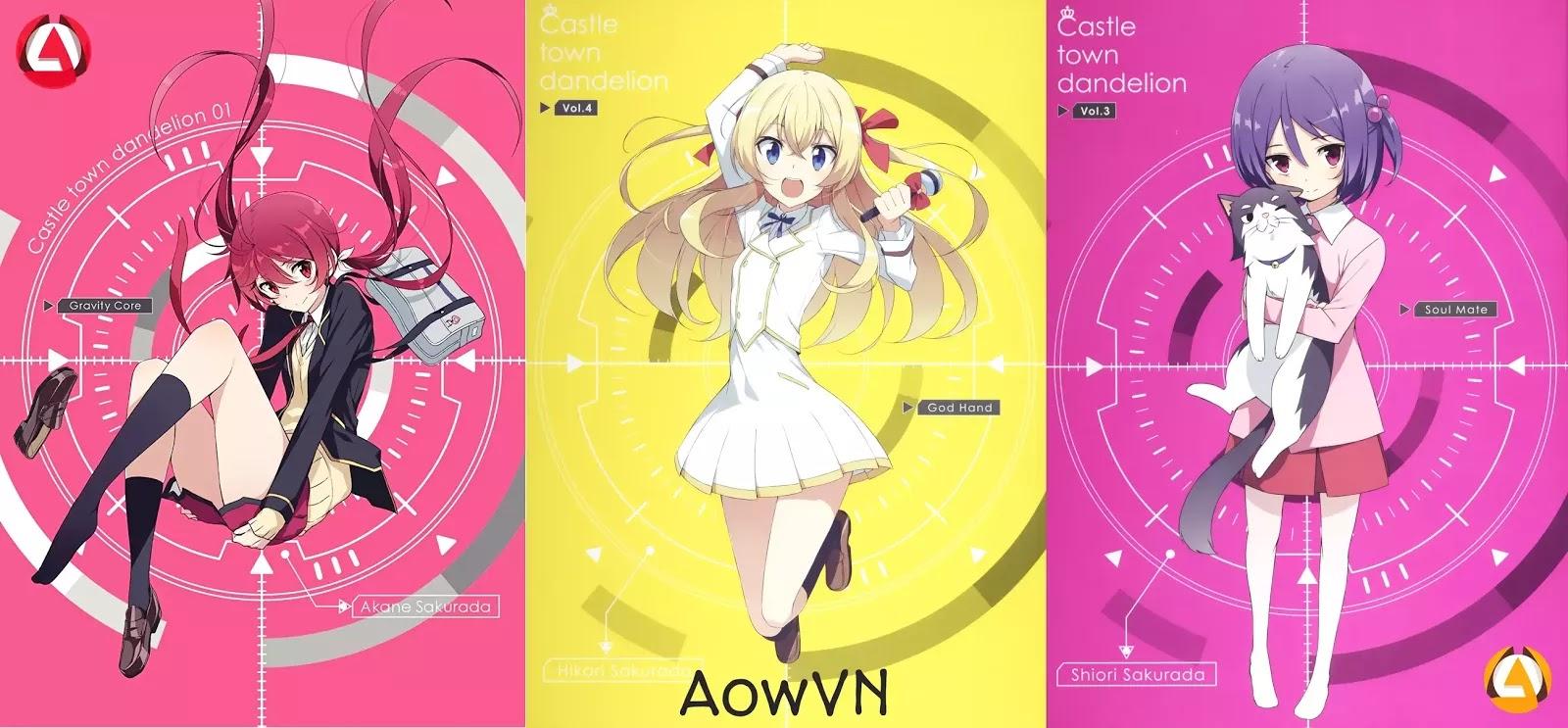 AowVN.org m%2B%25282%2529 - [ Anime 3gp Mp4 ] Joukamachi no Dandelion - Castle town dandelion | Vietsub - cực hay
