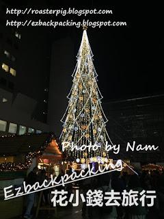Osaka Christmas Market