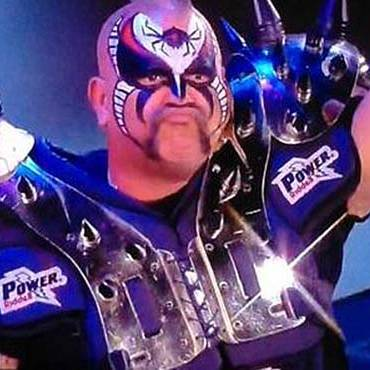 Road Warrior Animal Wants All Elite Wrestling