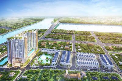 Dự án chung cư được quan tâm nhất tại quận Hoàng Mai