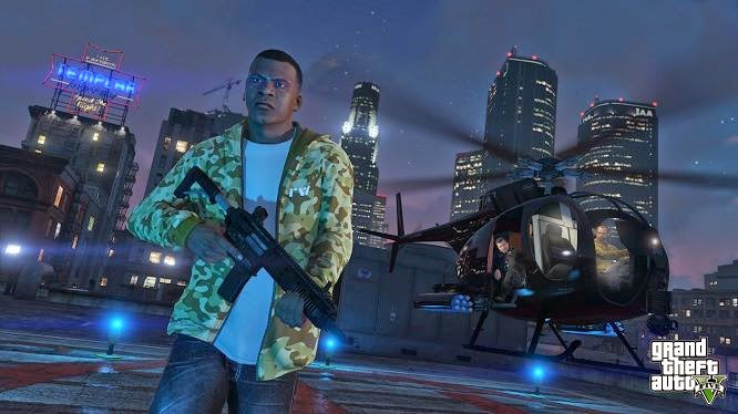 Grand Theft Auto V Game Free Download For PC