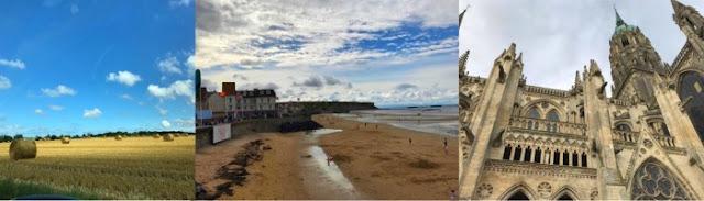 La Normandia: paesaggio, spiaggia e cattedrale gotica - Credits: Elena Genero Santoro