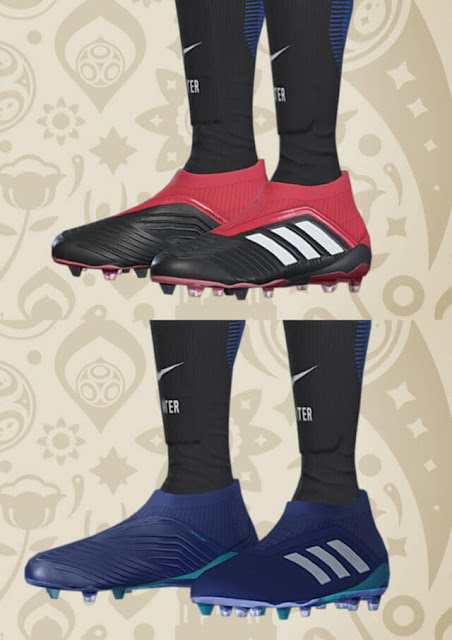 Adidas Predator 18+ Boots PES 2018