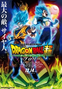 Dragon Ball Super: Broly – Filme Dublado