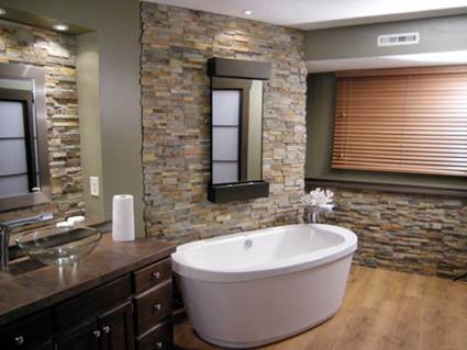 Wood Paneling Waterproof In Bathrooms 6