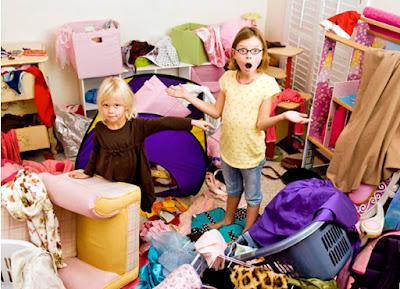 casa con hijos