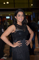 Wamiqa Gabbi in a sleeveless Black Designer Transparent Gown at 64th Jio Filmfare Awards South ~  Exclusive 086.JPG