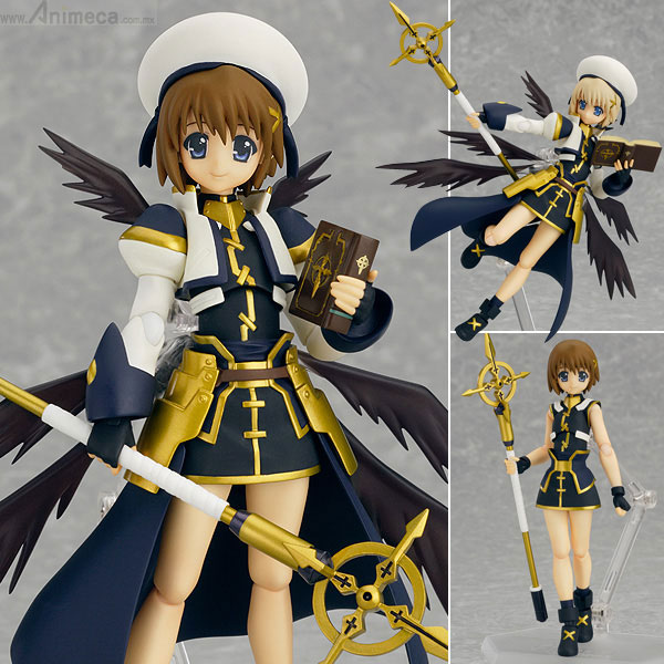 HAYATE YAGAMI FIGMA The MOVIE 2nd A's Ver. MAGICAL GIRL LYRICAL NANOHA The MOVIE 2nd A's