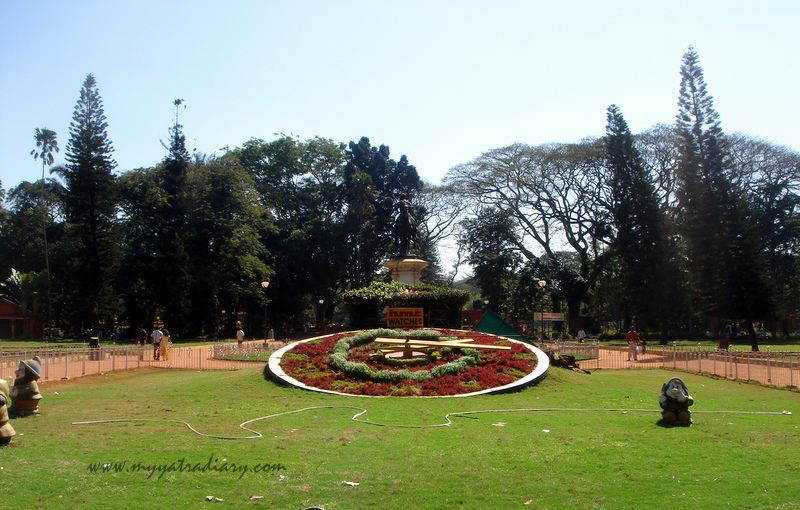 Bangalore - the Garden City