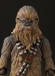 "S.H. Figuarts Chewbacca de ""Solo: A Star Wars Story"" - Tamashii Nations"