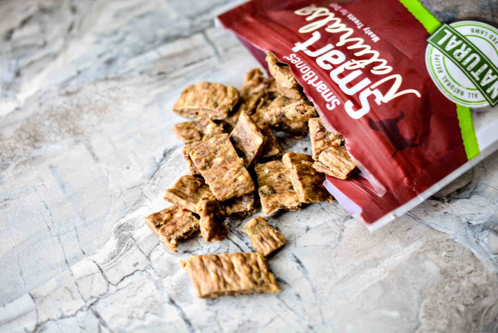 SmartNaturals pet treats