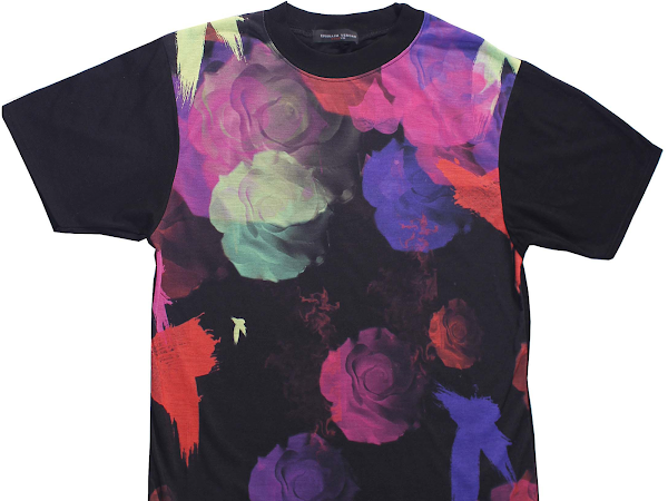 COMPETITION| FBL BLOGGERS x EPHRAIM  YEBOAH FLOWER CHILD TEE GIVE AWAY