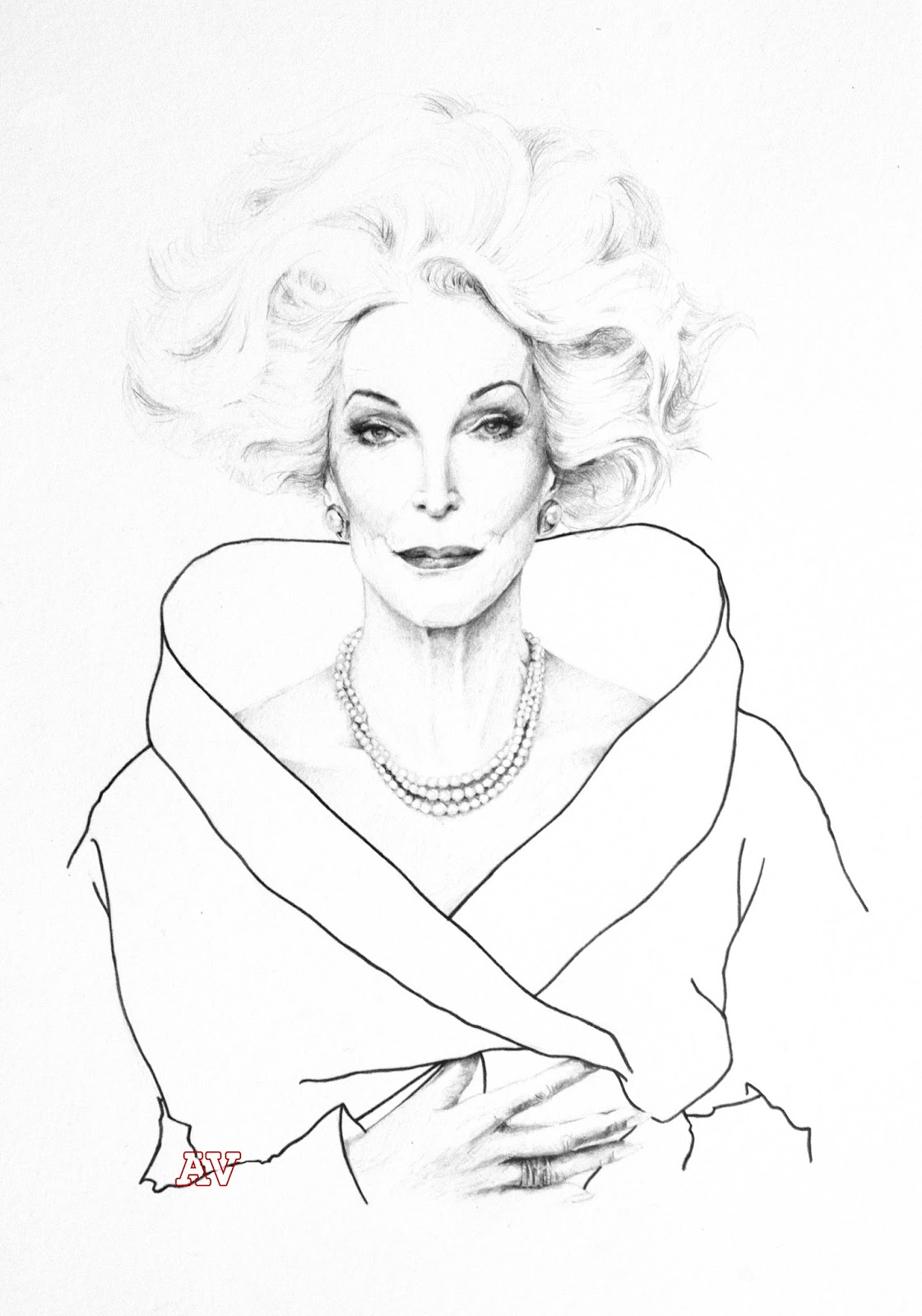 ALVARAV: CARMEN DELL'OREFICE