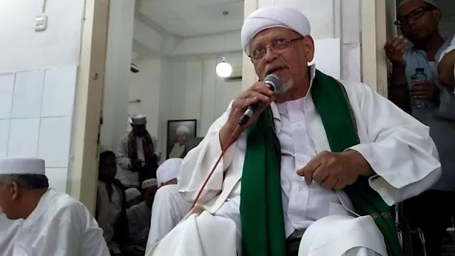 Ini Wasiat Terakhir Habib Abdurrahman bin Muhammad Al-Habsyi Kwitang