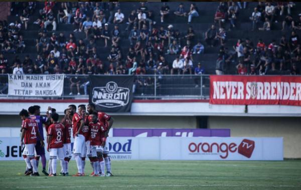 Bali United Percaya Diri Hadapai Persib Bandung