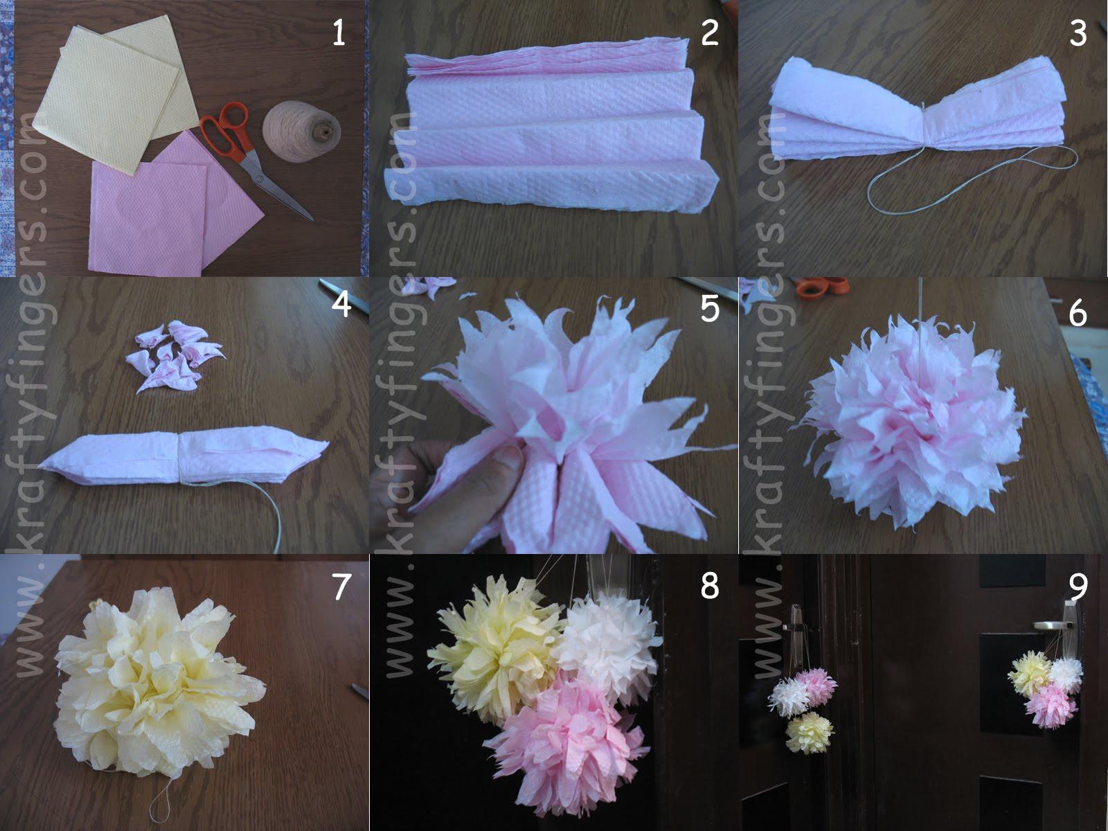 Fall flowers paper napkins gardening flower and vegetables paper napkin dahlias flower making kraftyfingers mightylinksfo