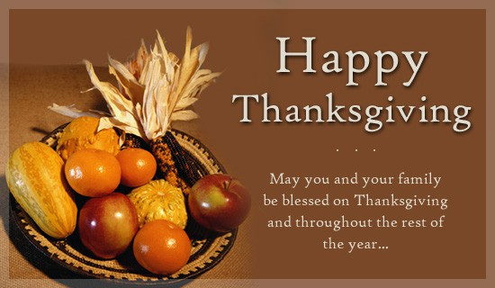 Happy Thanksgiving Greetings – Best Thanksgiving Greetings Images & Pictures