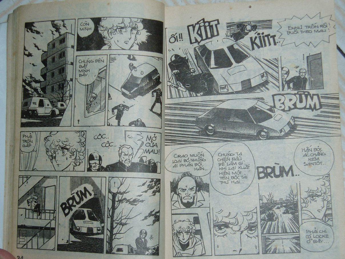 Siêu nhân Locke vol 03 trang 17
