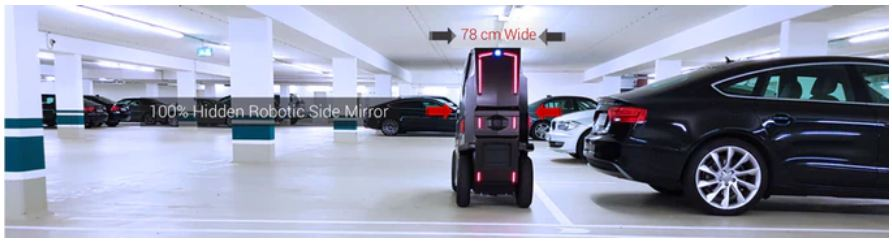 Futuristic Intelligent Electric Vehicle (iEV X) Changes Its Size Based on Your Needs!