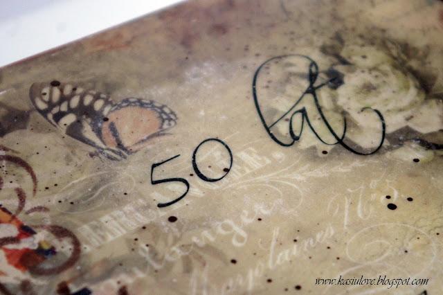 skrzynka na wino na 50. rocznicę ślubu