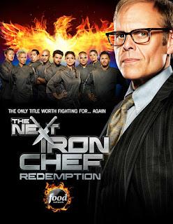 The Next Iron Chef Redemption Season 5