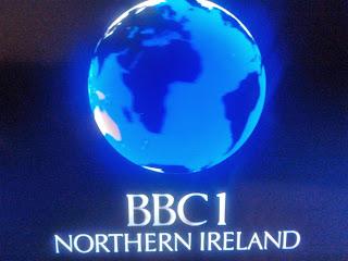 BBC 1 Northern Ireland globe