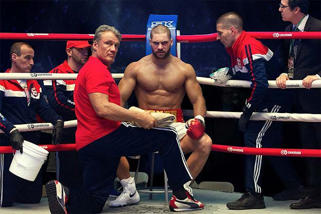 Dolph Lundgren, Sean Patrowich, ve Florian Munteanu