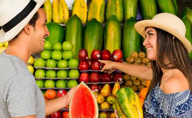Tour de mercados Guayaquil
