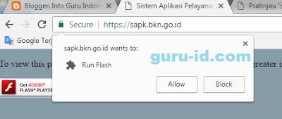 gambar login aplikasi sapk bkn