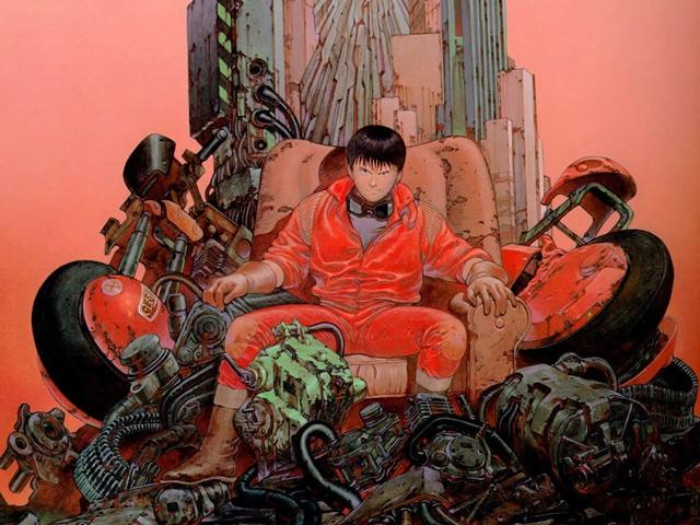 El mejor manga cyberpunk es Akira
