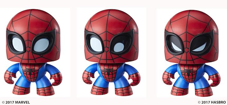 Spider-Man Marvel Mighty Muggs 2018