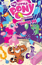 My Little Pony Micro Series #5 Comic Cover Chapel Hill Variant