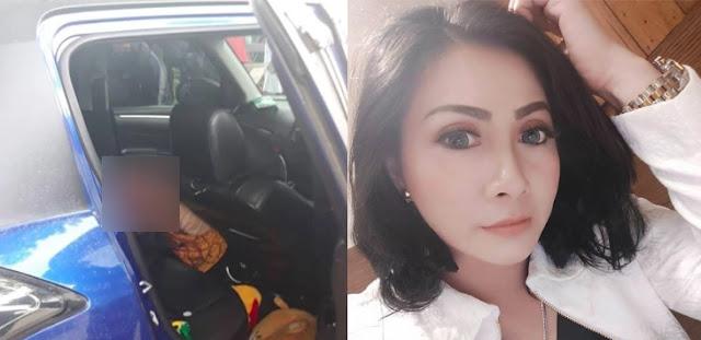Wanita Tergorok di Mobil Ternyata Levie Prissilia