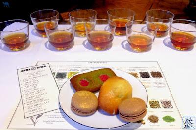 Le Chameau Bleu - Tea Club - Initiation au thé par Mariage Frères Paris