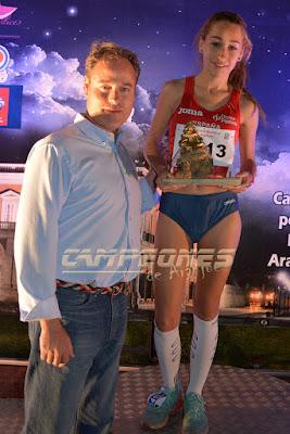 Carrera Nocturna Aranjuez
