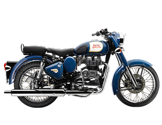 Royal Enfield Classic 350 2018 Lagoon Color Image