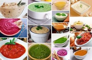 соусы,как сделать соус