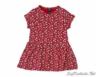 yazlık örgü  bebek elbise modelleri