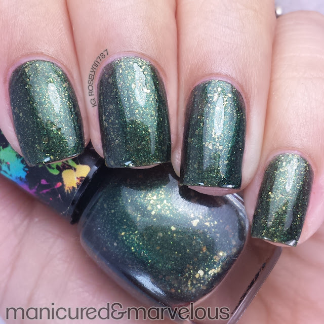 CDB Lacquer - Kiss the Blarney