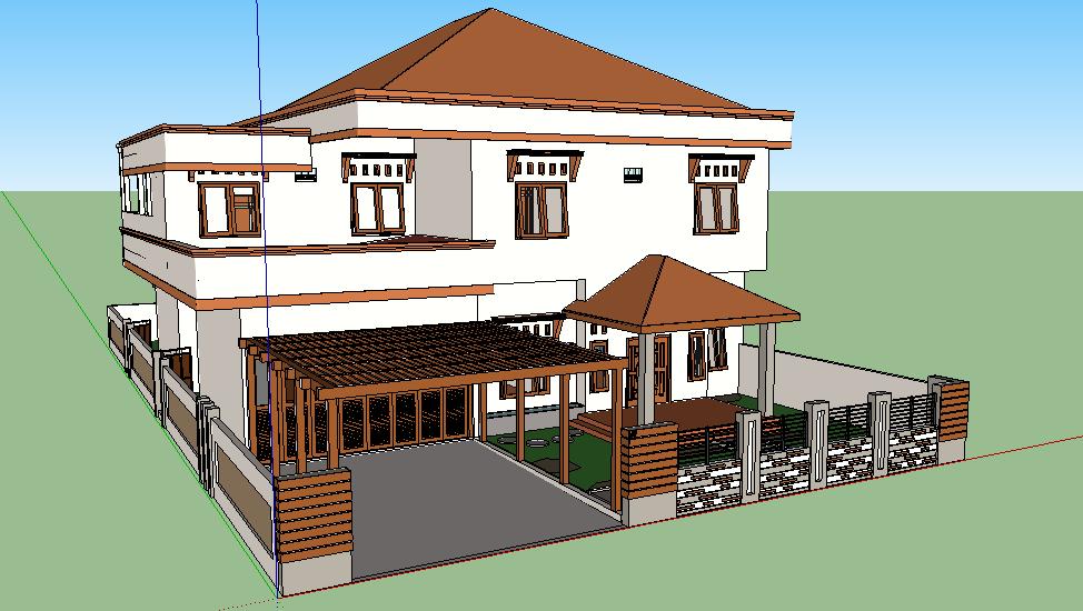 Aplikasi Untuk Menggambar Desain Rumah 2d Dan 3d Paling Mudah Dan Ringan Pandbis