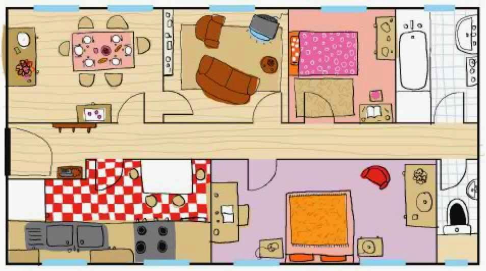 fle xallas la maison. Black Bedroom Furniture Sets. Home Design Ideas