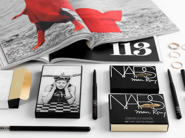 nars love game paletka a overexposed rozjaňovač