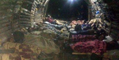 zonguldak madencileri ölmek üzere