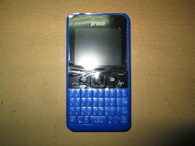 Prince PC338 Qwerty