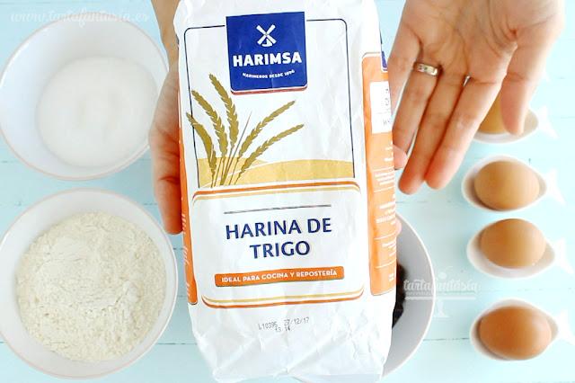 Harina superior de trigo Harimsa