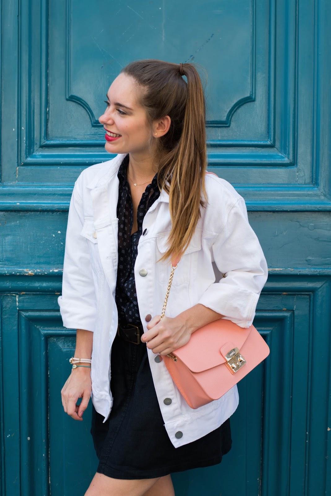 sac furla blogueuse