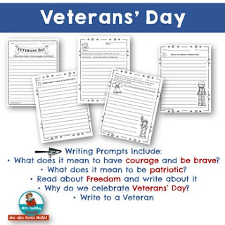 teaching resources for veterans' day