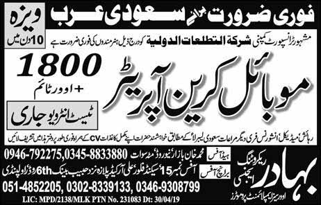 Mobile Crane Operator Jobs in Saudi Arabia