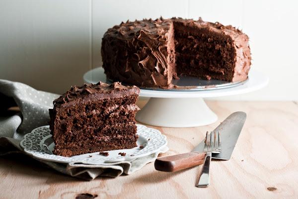 High Ratio Layer Cake Recipes